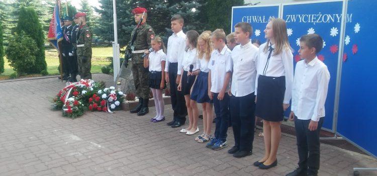 Uroczyste obchody 77 rocznicy bitwy rozegranej na polach wsi Cyganki, Choszczówki Stojeckiej i Dębego Wielkiego